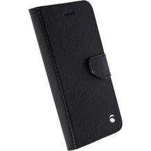Krusell Boras FolioWallet für Samsung Galaxy S7 edge, schwarz