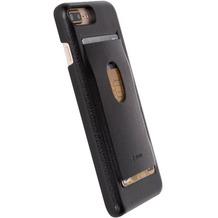 Krusell WalletCover Timrå für Apple iPhone 7 Plus / iPhone 8 Plus, Schwarz