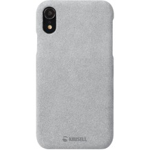 Krusell Broby Cover, Apple iPhone XR, grau