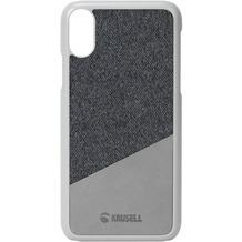 Krusell Tanum Cover, Apple iPhone XR, grau/grau