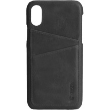 Krusell Sunne 2 Card Cover, Apple iPhone XR, schwarz