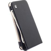Krusell Kalmar Wallet Case für Samsung Galaxy S6, black
