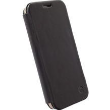 Krusell Kiruna Flip Case für Samsung Galaxy S6, black