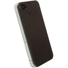 Krusell Donsö UnderCover für iPhone 4, braun