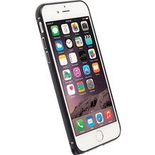 Krusell Alu Bumper Sala für Apple iPhone 6, Schwarz