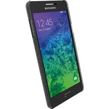 Krusell FrostCover für Samsung Galaxy A7, Schwarz Klar