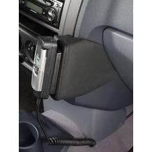 Kuda Lederkonsole für Hyundai Getz ab 09/02 Kunstleder schwarz
