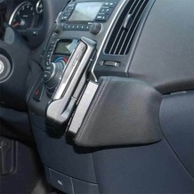Kuda Lederkonsole für Hyundai i30 (FD) ab 08/07 Mobilia / Kunstleder schwarz