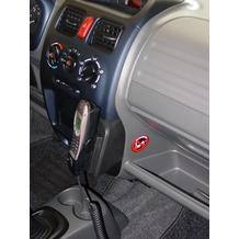 Kuda Lederkonsole für Suzuki Wagon R+ ab 02 (auf Anfrage) Echtleder schwarz