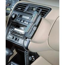 Kuda Lederkonsole HONDA Accord Coupe (CG) ab 10/98 Kunstleder schwarz