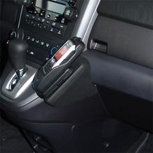 Kuda Lederkonsole für Honda CR-V ab 2007 Mobilia / Kunstleder schwarz