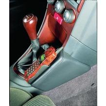 Kuda Lederkonsole ALFA ROMEO 156 ab 10/97 (ohne Selespeed) / Space Wagon Echtleder anthrazit (Farbe 0207)