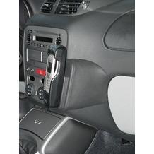 Kuda Lederkonsole für Alfa Romeo GT ab 02/04 Kunstleder schwarz