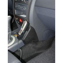 Kuda Lederkonsole für Renault Megane ab 11/02 / Grand Scenic ab 09/03 Kunstleder schwarz