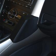Kuda Lederkonsole für Toyota Auris ab 03/07 Echtleder schwarz