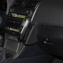 Kuda Lederkonsole für Toyota Avensis (01.2009-) Mobilia / Kunstleder schwarz