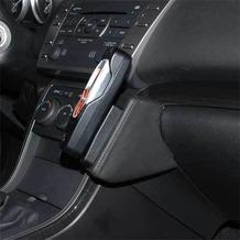 Kuda Lederkonsole für Mazda 6 ab 02/08 Mobilia / Kunstleder schwarz