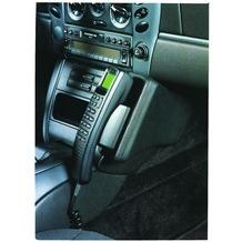 Kuda Lederkonsole PORSCHE Boxster, 911 (986 ab 10/96 u. 996 ab 10/97) Echtleder schwarz