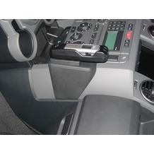 Kuda Lederkonsole für Land Rover Discovery ab 10/04 Kunstleder schwarz