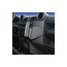 Kuda Lederkonsole für Land Rover Defender ab 06/07 Mobilia / Kunstleder schwarz