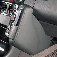 Kuda Lederkonsole DAIMLER BENZ E-Klasse / W210 ab 95 Echtleder schwarz