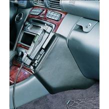 Kuda Lederkonsole DAIMLER BENZ C-Klasse / W203 ab 5/00 Sportcoupe +T-Mod. ab 03/01 Kunstleder schwarz
