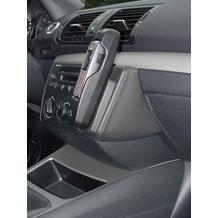 Kuda Lederkonsole für BMW 1er (E87) ab 09/04 - 02/07 Echtleder schwarz