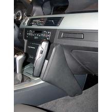 Kuda Lederkonsole für BMW 3er (E90) ab 03/05 ( mit i-drive ) Kunstleder schwarz