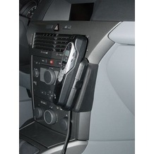 Kuda Lederkonsole für Opel Astra ab 03/04 Kunstleder schwarz