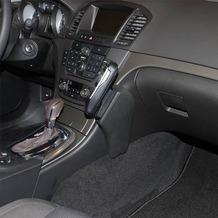 Kuda Lederkonsole für Opel Insignia ab 11/08 Echtleder schwarz