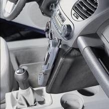 Kuda Lederkonsole VOLKSWAGEN New Beetle ab 11/98 Kunstleder schwarz