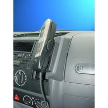 Kuda Lederkonsole für VW T5 Transporter ab 04/03 Kunstleder schwarz
