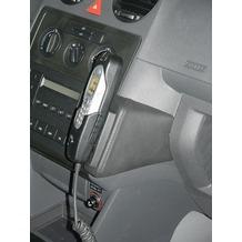 Kuda Lederkonsole für VW Caddy ab 02/04 Echtleder schwarz