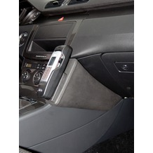 Kuda Lederkonsole für VW Passat (B6) ab 03/05 Kunstleder schwarz