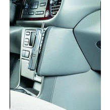 Kuda Lederkonsole SAAB 900 / 9-3 ab 95 + Cabrio Echtleder schwarz