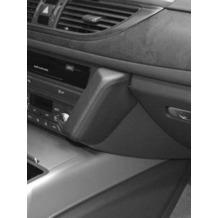 Kuda Lederkonsole für Audi A6 (2011-) / A7 (2010-) Echtleder schwarz