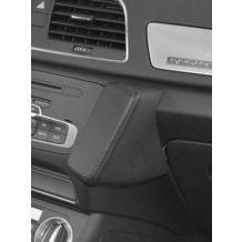 Kuda Lederkonsole für Audi Q3 ab 10/2011 Echtleder schwarz