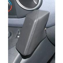 Kuda Lederkonsole für Citroen Berlingo II / Peugeot Partner II Mobilia / Kunstleder schwarz