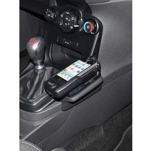 Kuda Lederkonsole für Ford Fiesta ab 2013 (nur Sport Version) Mobilia / Kunstleder schwarz