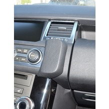 Kuda Lederkonsole für Land Rover Range Rover Sport 2010-2013 Kunstleder schwarz