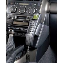 Kuda Lederkonsole für Lexus IS 200/300 ab 05/99 Echtleder taupe