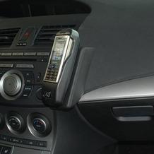 Kuda Lederkonsole für Mazda 3 03/2009 Mobilia / Kunstleder schwarz