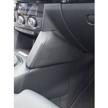 Kuda Lederkonsole für Mazda CX-5 ab 04/2012 - 2015 Echtleder schwarz