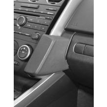 Kuda Lederkonsole für Mazda CX-7 ab 10/2009 Echtleder schwarz
