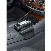 Kuda Lederkonsole für Mercedes S-Klasse ab 06/2013 Echtleder schwarz