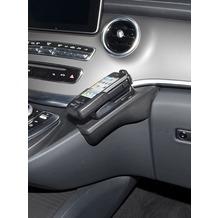 Kuda Lederkonsole für Mercedes V-Klasse ab 2014 W4478 Kunstleder schwarz