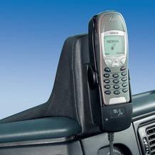 Kuda Lederkonsole für Renault Midlum ab 2000 Mobilia / Kunstleder schwarz