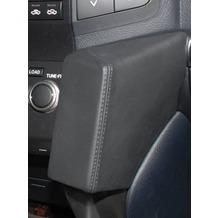 Kuda Lederkonsole für Toyota Land Cruiser 140 ab 01/2008 Mobilia / Kunstleder schwarz