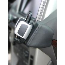 Kuda Lederkonsole für Toyota Land Cruiser ab 2010 Mobilia/Kunstleder Schwarz/ Bestand=0=EL