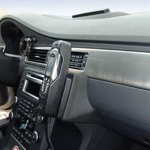 Kuda Lederkonsole für Volvo S80 ab 07/06 und XC70/V70 ab 07/07 Mobilia / Kunstleder schwarz